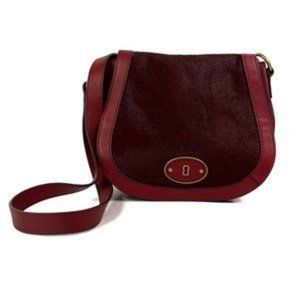 Fossil Vintage Reissue Leather Crossbody Bag